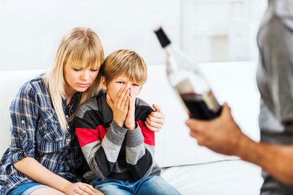Как жить с мужем-алкоголиком