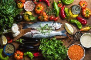 Средиземноморская диета для кожи